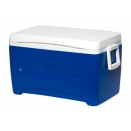 Igloo Island Breeze 48 Qt Cooler. Blue