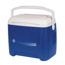 Igloo Island Breeze 28 Qt Cooler. Blue