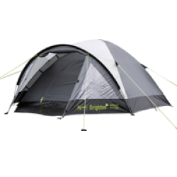 Kampa Brighton 4 Tent - Grey - 2019