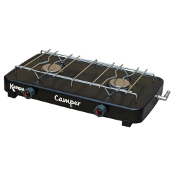 Kampa Double Gas Hob.