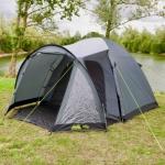 Kampa Brighton 5 Tent - Grey