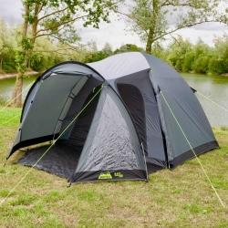 Kampa Brighton 5 Tent - Grey - 2019