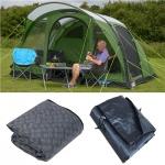 Kampa Brean 4 Air Tent Package. Tent, Carpet & Footprint.