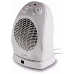 Kampa Mistral Oscillating Fan Heater