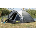 Kampa Brighton 3 Tent - Grey