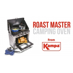 Roast Master Gas Hob & Oven.