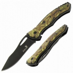 Highlander Eagle Camo Knife