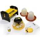 Mini Eco Incubator Starter Package.