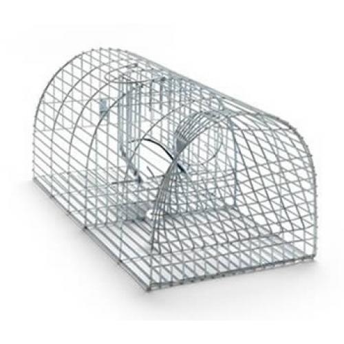 Heavy Monarch Dome Multi Catch Rat Trap