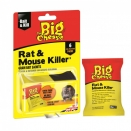 Rat & Mouse Killer. 6 x 25g Sachets.