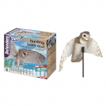 Hunting Barn Owl Decoy.