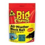 All Weather Block Rat & Mice Bait.100 Blocks.