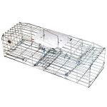 Squirrel Cage Trap. Double Entry.