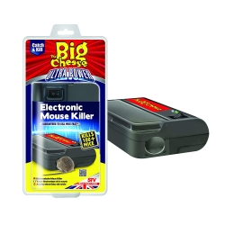 The Big Cheese Ultra Power Electronic Mouse Killer.