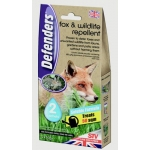 Fox & Wildlife Repellent.
