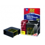 Block Bait Mouse Killer Stations & Refills. Twin Pack.