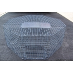 Magpie Cage Trap. 4 Compartment.(Octagonal)
