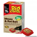 The Big Cheese - 400g Natural Mouse & Rat Bait