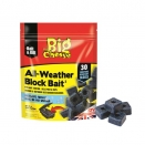 STV All Weather Block Bait. Pack of 30.