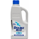 Elsan Double Blue Toilet Fluid. 1 Litre.