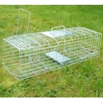 Extra Large Double Entry Mink Cage Trap.