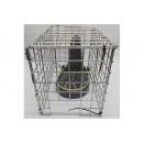 Cage for Spring Traps & Black Cat Rat Traps.