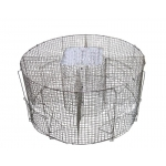 Grey Crow Cage Trap. Heavy Duty 3 Compartment