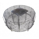 Flat Packed Round Multi Catch Magpie Cage Trap.
