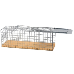 Single Catch Rat Cage Trap.