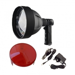 Rechargeable LED Predator 150mm Search Light.