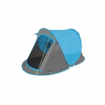 2 Man Pop Up Tent. Blue