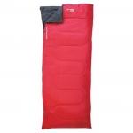 Comfort 200 Sleeping Bag - Red.