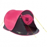 2 Man Pop Up Tent. Pink