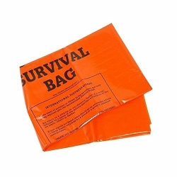 Single Survival Bivi Bag.