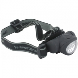 8 + 2 LED Head Torch.