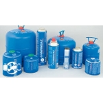 Gas Cartridges, Cylinders & Fuel.