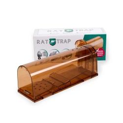 Easy Set Live Catch Rat Trap