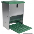 Treadle Feeder for Poultry. 12kg Capacity. No stock till mid August