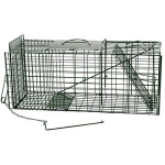 Live Catch Cat Cage Trap.