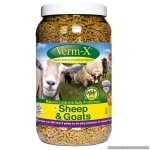 Verm-x Pellets For Sheep & Goats. 1.5kg