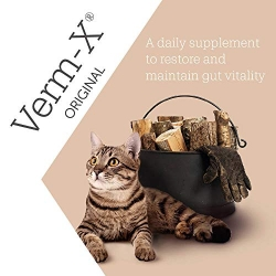 Verm-x for Cats. 650g