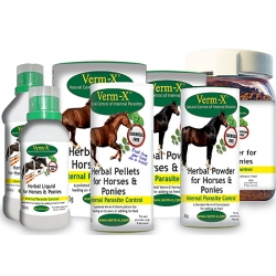 Verm-x Pellets For Horses & Ponies. 250g