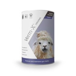 Verm-X Pellets for Alpacas & Llamas. 1.5kg