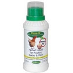 Verm-X Poultry Liquid. 250 ml