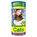 Verm-x for Cats. 120g