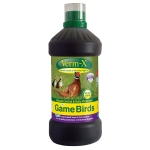 Verm-x for Game Birds. 1 Litre