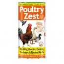 Poultry Zest Pellets. 500g
