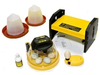 Small Incubator Starter Packs - All you Need to start Incubating Eggs.