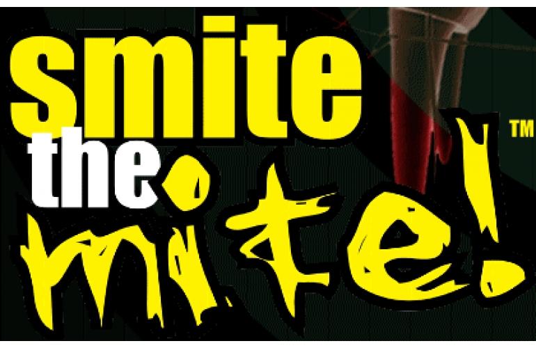 Smite A Mite Red Mite Powder & Smite A Mite Liquid Concentrate.